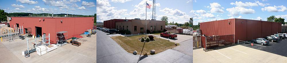 DF Supply, Inc. Headquarters